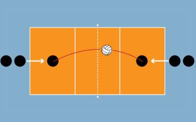 Volleyball Tennis